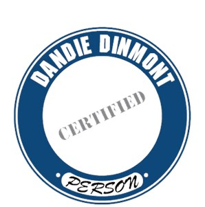 Dandie Dinmont T-Shirt - Certified Person
