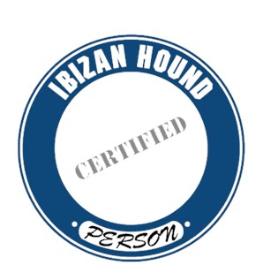 Ibizan Hound T-Shirt - Certified Person