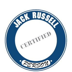 Jack Russell Terrier T-Shirt - Certified Person