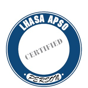 Lhasa Apso T-Shirt - Certified Person