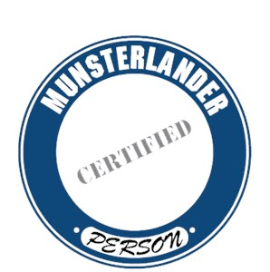 Munsterlander T-Shirt - Certified Person