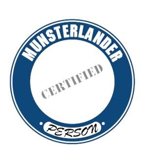 Munsterlander T-Shirt - Certified Person
