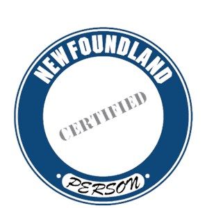 Newfoundland T-Shirt - Certified Person