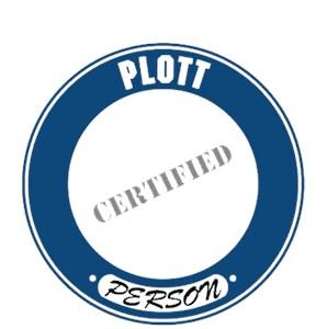 Plott T-Shirt - Certified Person