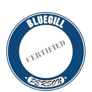 Bluegill T-Shirt - Certified Person