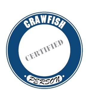 Crawfish T-Shirt - Certified Person