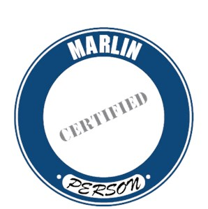 Marlin T-Shirt - Certified Person