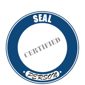 Seal T-Shirt - Certified Person