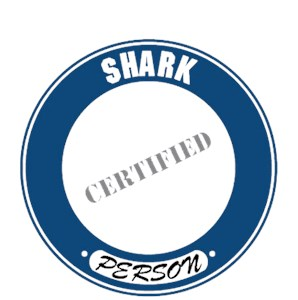 Shark T-Shirt - Certified Person