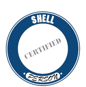 Shell T-Shirt - Certified Person
