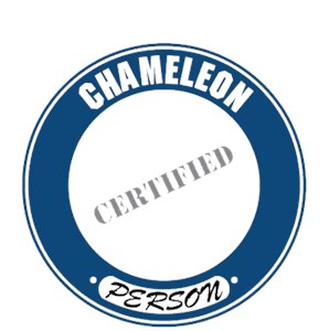 Chameleon T-Shirt - Certified Person