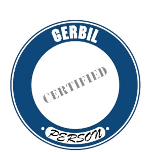 Gerbil T-Shirt - Certified Person