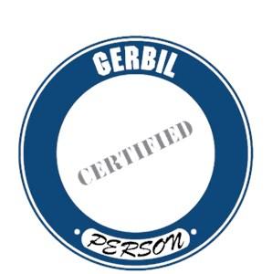 Gerbil T-Shirt - Certified Person