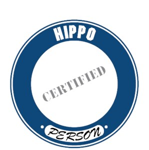Hippopotamus T-Shirt - Certified Person