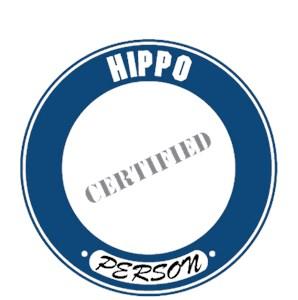 Hippopotamus T-Shirt - Certified Person