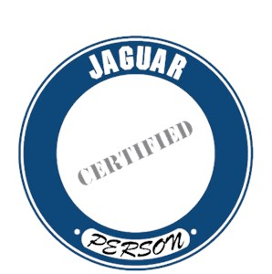 Jaguar T-Shirt - Certified Person