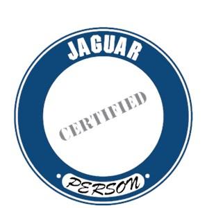 Jaguar T-Shirt - Certified Person