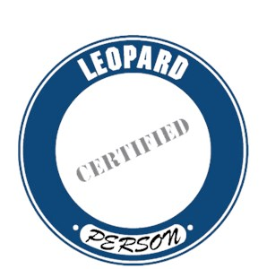 Leopard T-Shirt - Certified Person