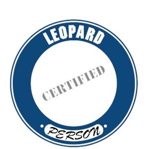 Leopard T-Shirt - Certified Person
