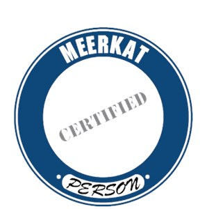 Meerkat T-Shirt - Certified Person