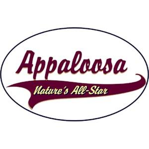 Appaloosa Horse T-Shirt - Breed of Champions