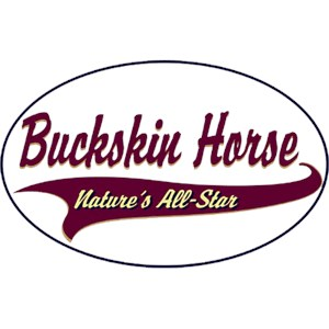 Buckskin Horse T-Shirt - Breed of Champions