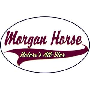 Morgan Horse T-Shirt - Breed of Champions