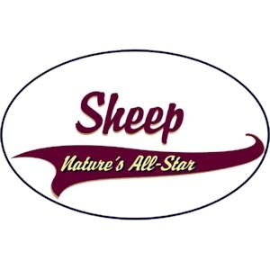 Sheep T-Shirt - Breed of Champions