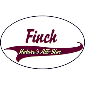 Finch T-Shirt - Breed of Champions