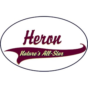 Heron T-Shirt - Breed of Champions