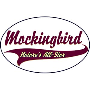 Mockingbird T-Shirt - Breed of Champions