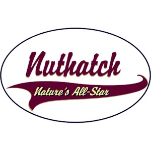 Nuthatch T-Shirt - Breed of Champions