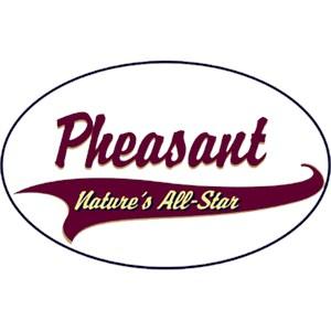 Pheasant T-Shirt - Breed of Champions