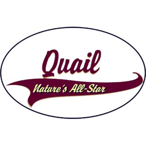 Quail T-Shirt - Breed of Champions