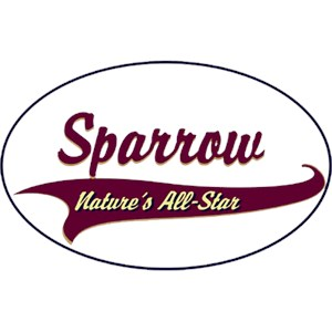 Sparrow T-Shirt - Breed of Champions