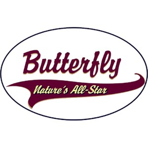 Butterfly T-Shirt - Breed of Champions
