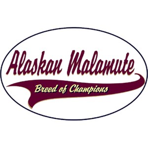 Alaskan Malamute T-Shirt - Breed of Champions