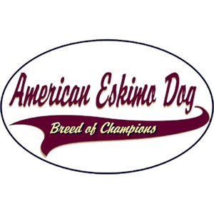 American Eskimo Dog T-Shirt - Breed of Champions