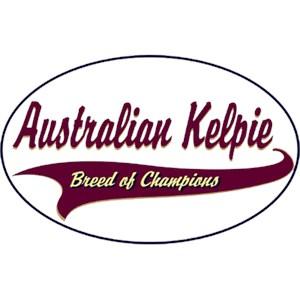 Australian Kelpie T-Shirt - Breed of Champions