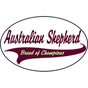 Australian Shepherd T-Shirt - Breed of Champions