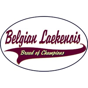 Belgian Laekenois T-Shirt - Breed of Champions
