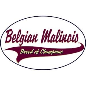 Belgian Malinois T-Shirt - Breed of Champions