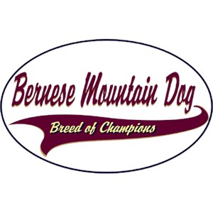 Bernese Mountain Dog T-Shirt - Breed of Champions