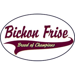 Bichon Frise T-Shirt - Breed of Champions