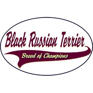 Black Russian Terrier T-Shirt - Breed of Champions