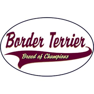 Border Terrier T-Shirt - Breed of Champions