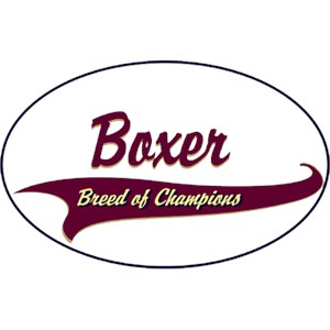 Boxer T-Shirt - Breed of Champions