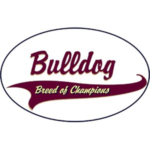 Bulldog T-Shirt - Breed of Champions