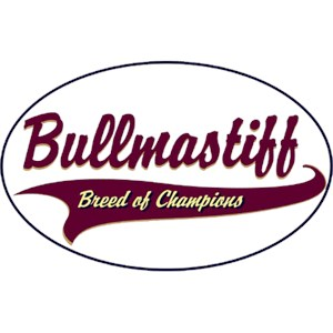 Bullmastiff T-Shirt - Breed of Champions