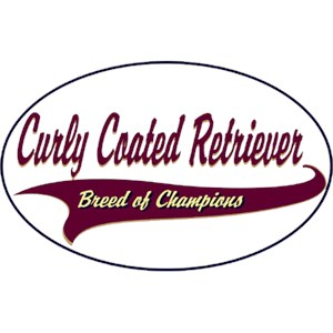 Curly Coated Retriever T-Shirt - Breed of Champions